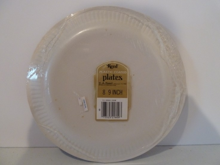Party Plates 9 inch