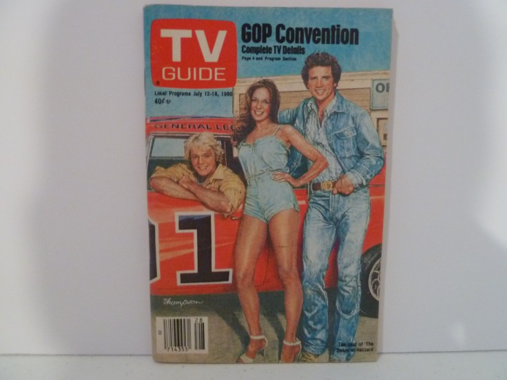 TV Guide - July 12, 1980