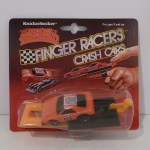 Finger Racer Crash Car General Lee version 1