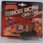 Finger Racer Crash Car General Lee version 2