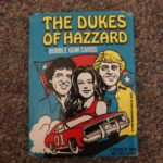Dukes of Hazzard Bubble Gum Cards - Series 1