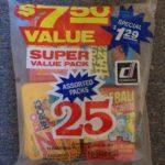 Dukes of Hazzard Bubble Gum Cards Value Pack