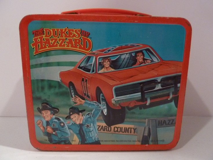 Coy & Vance Metal Lunch Box