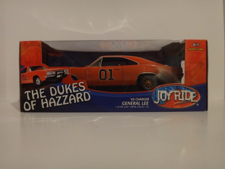 1/18 Dirty General Lee Joyride Box
