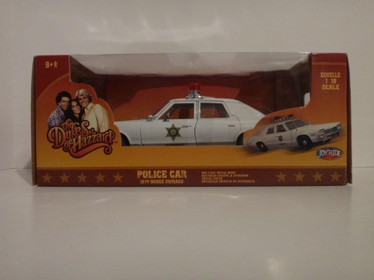1/18 Hazzard Police Car