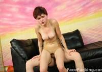 Face Fucking Naomi Clark