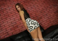 Latina Throats Danira Love