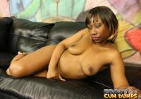 Ebony Cum Dumps Kenya Sweetz 2