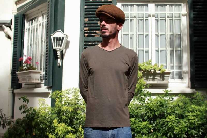 tee shirt manche long anonym naho duke store paris