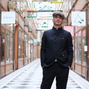 Luis_trenker_veste_sandro_homme_indigo_duke_store_paris