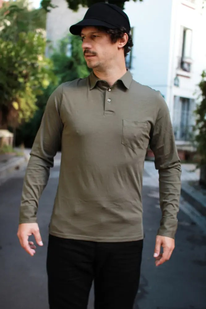 Anonym_apparel_polo_Tom_militaire_1