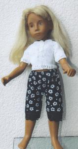 Eksempel på en Sasha-dukke fra ca. 1970, fremstillet af Goetz!