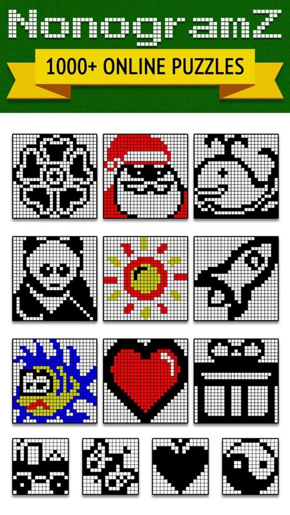NonogramZ: 1000+ online puzzles 9