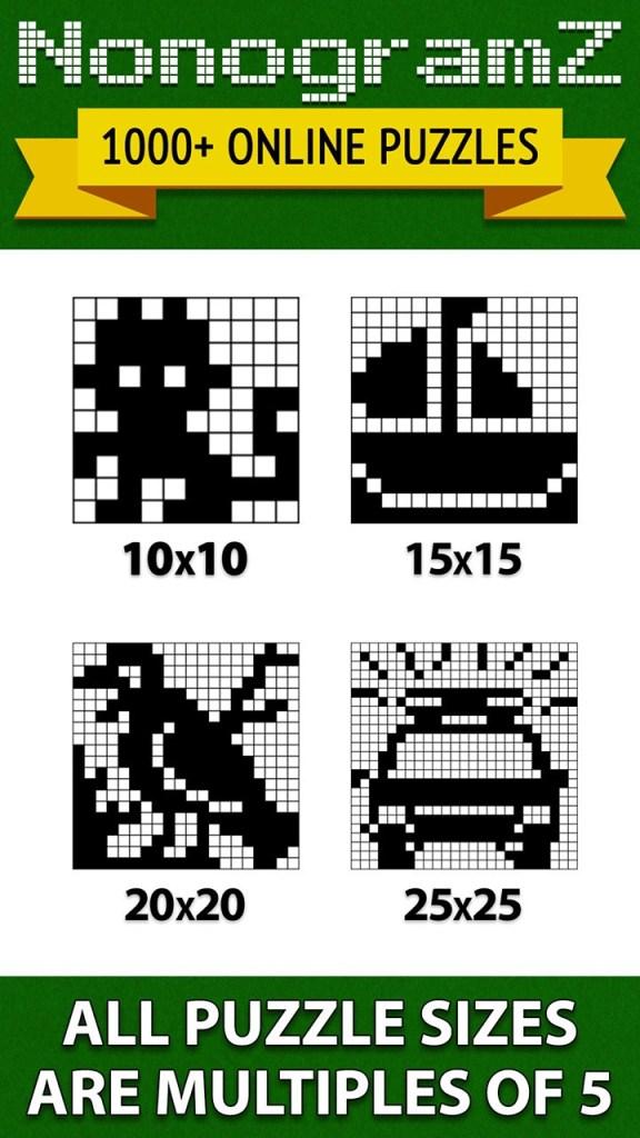 NonogramZ: 1000+ online puzzles Screenshot 5