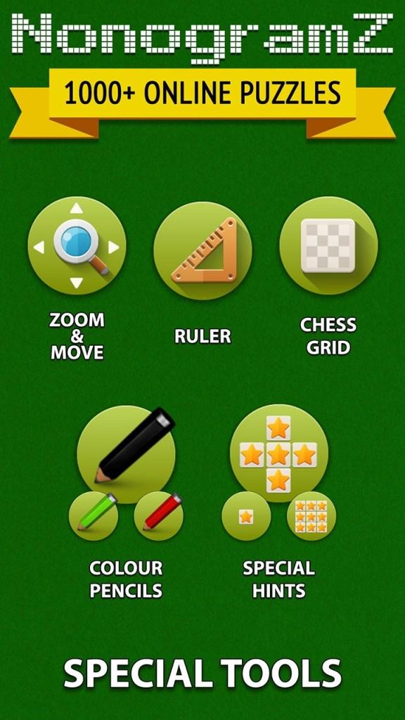 NonogramZ: 1000+ online puzzles Screenshot 4