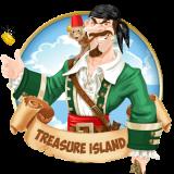 Icon for Treasure Island Slots