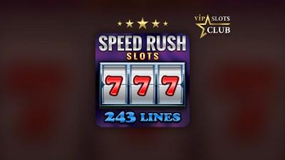 Speed Rush Slots
