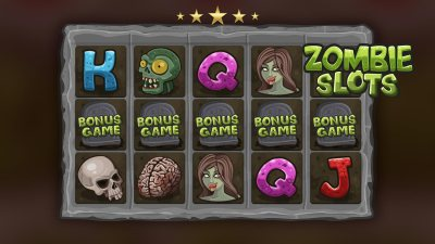 Zombie Slots – Free Casino Game