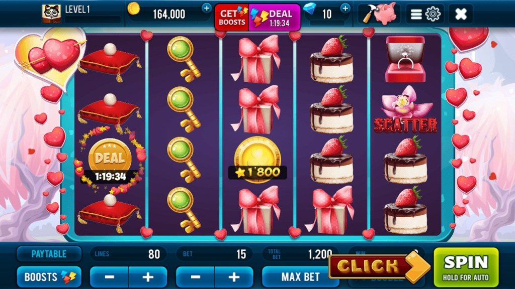 Love Day Slots 6