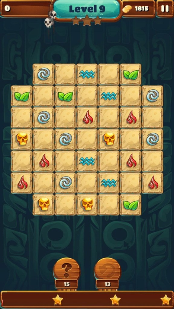 5 Elements: Match 2 Puzzle Screen 5