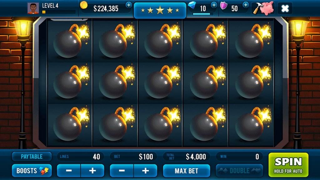 Mafioso Casino Slots 7
