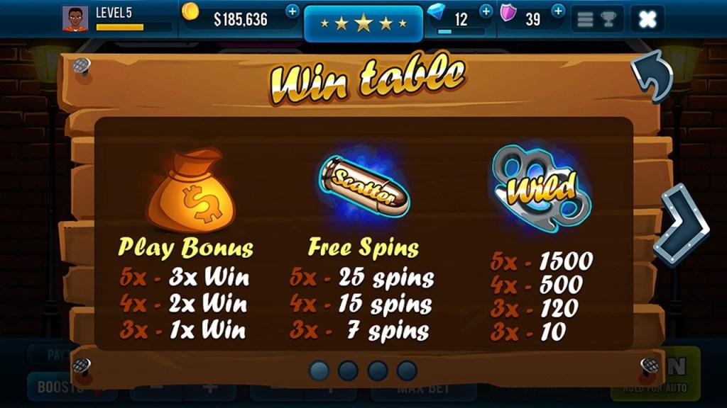 Mafioso Casino Slots 8