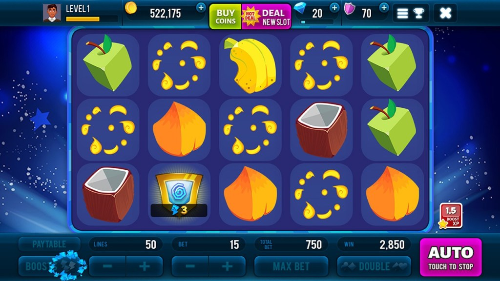 FruitoSlots - Best Casino Game - Screenshot 2