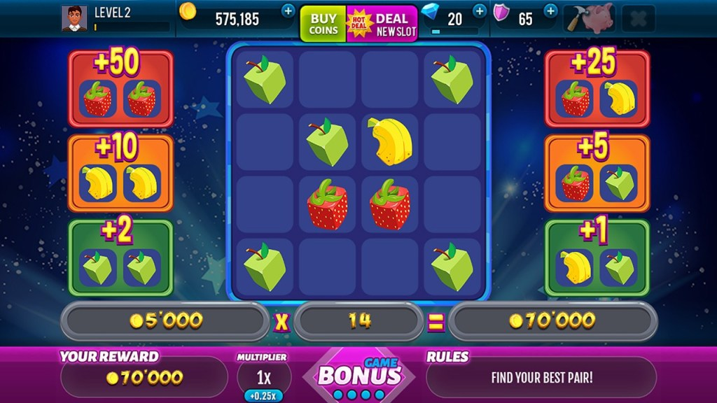 FruitoSlots - Best Casino Game - Screenshot 3