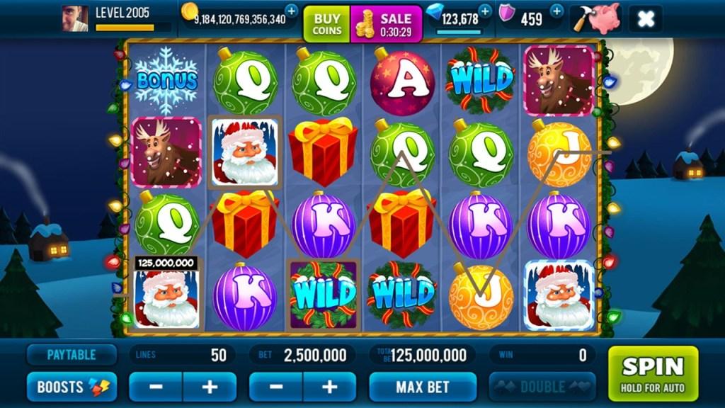 Rich Santa Slots 6