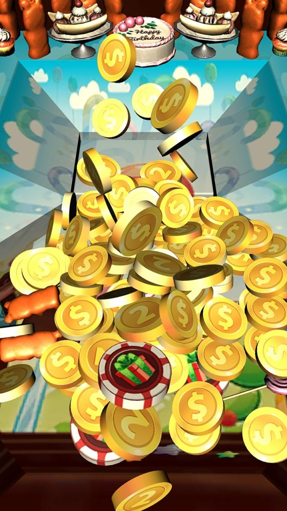 Candy Coins Dozer Screenshot 2