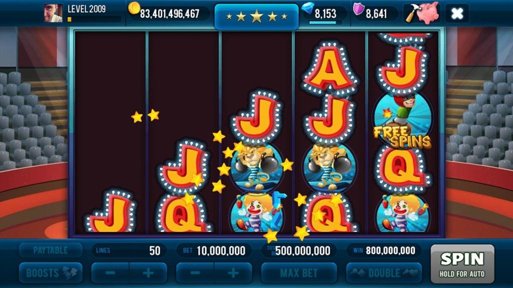 Miracle Circus Slots Screen #2