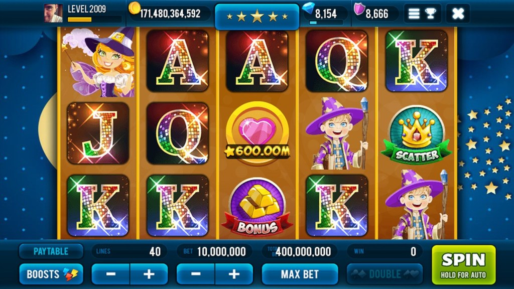 Fairy Queen Slots & Jackpots shot 1