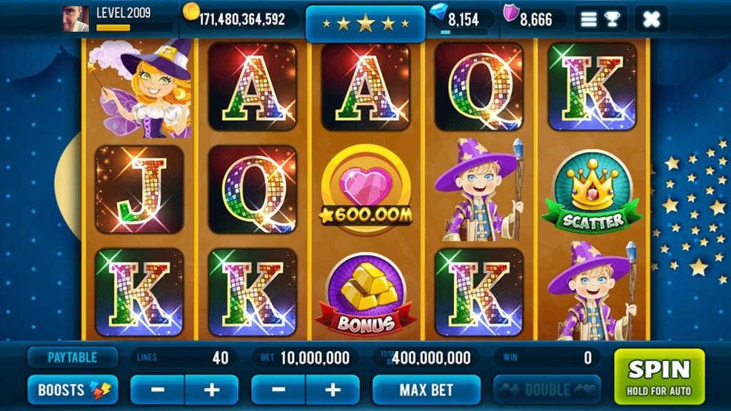 Fairy Queen Slots & Jackpots 5
