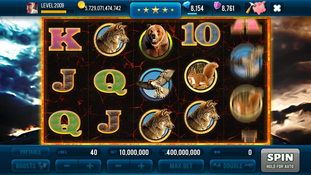 Jackpot Wild-Win Slots Machine 1