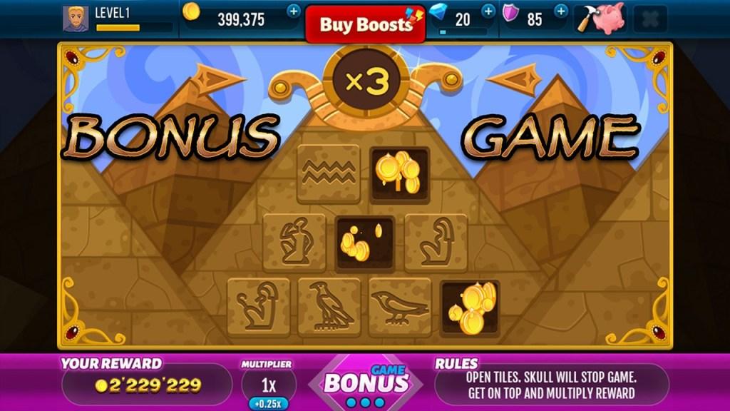 Free Slot Machine Golden Age of Egypt - Screenshot #3