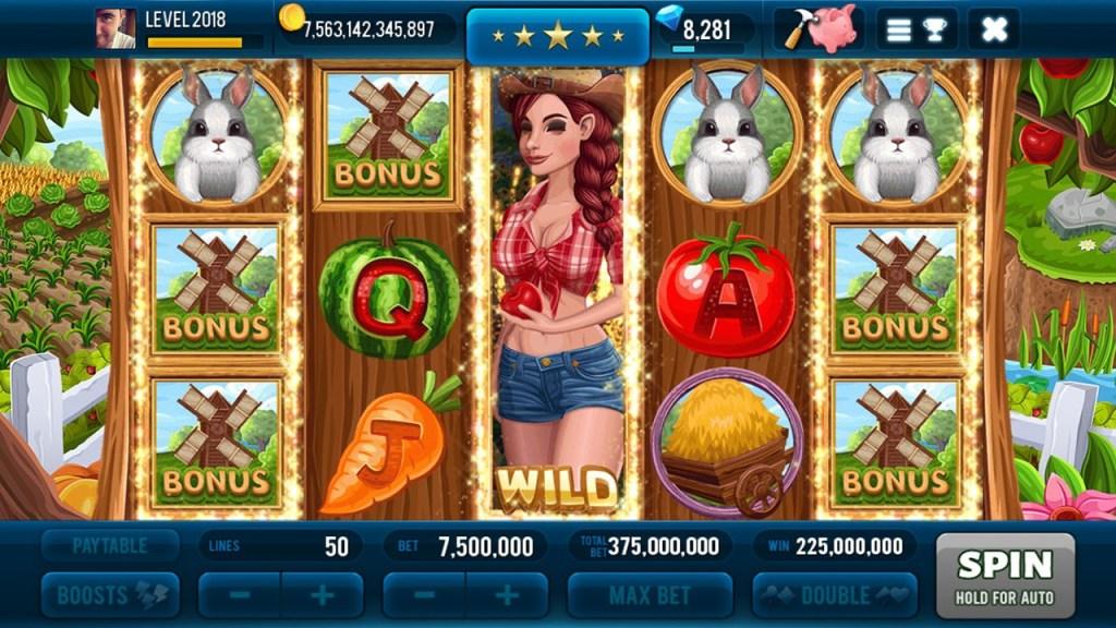 Farm & Gold Slot Machine 6