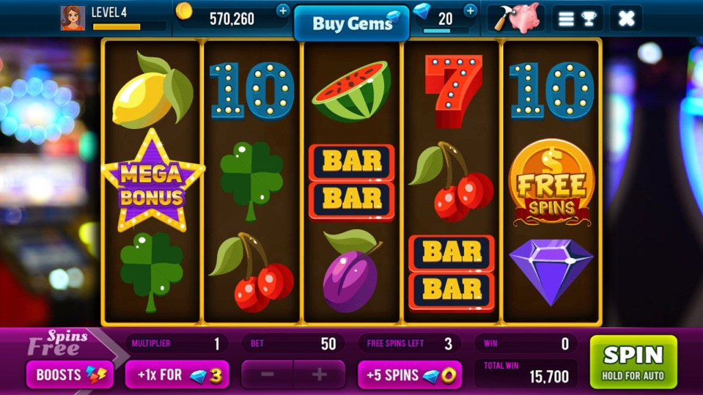 Lucky Spin Slots - Huge Wins Casino Game #2