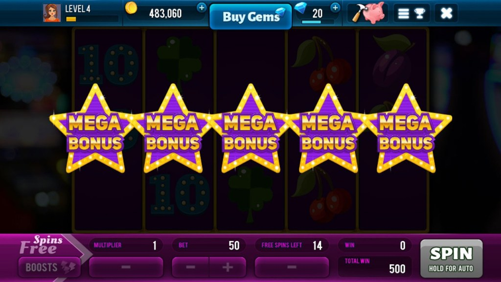 Lucky Spin Slots - Huge Wins Casino Game #3