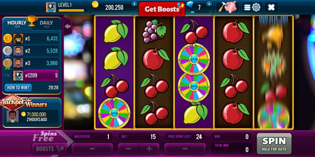 Diamonds Rush Slots 2