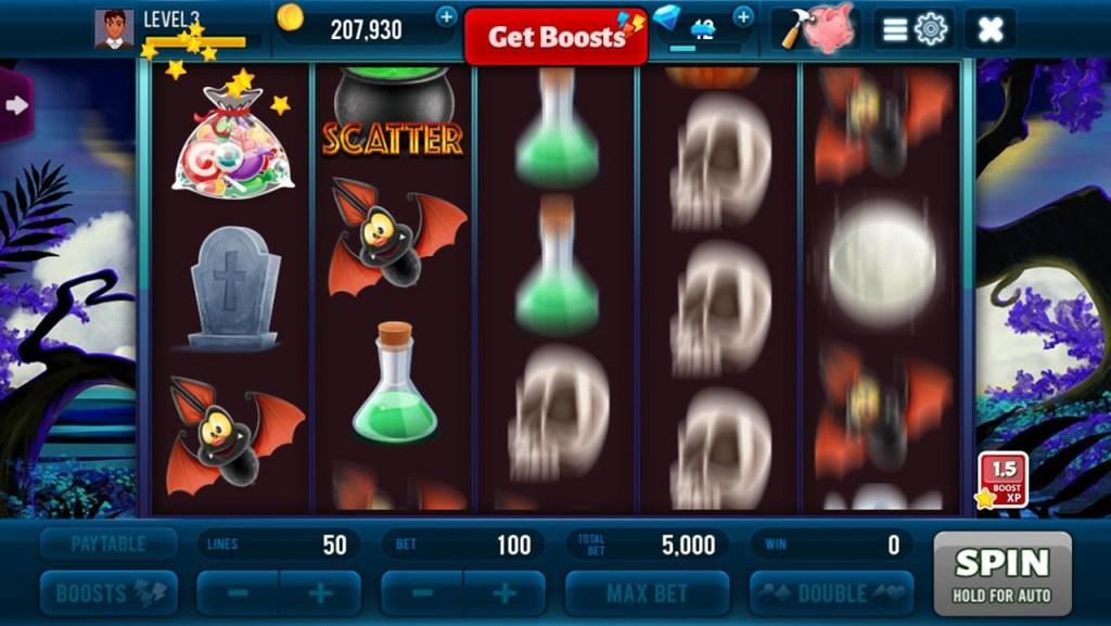 Halloween Jackpot Win Slots 4