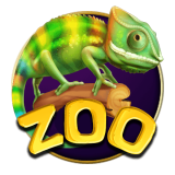 Rich Zoo Slots - Fun Casino Game App Icon