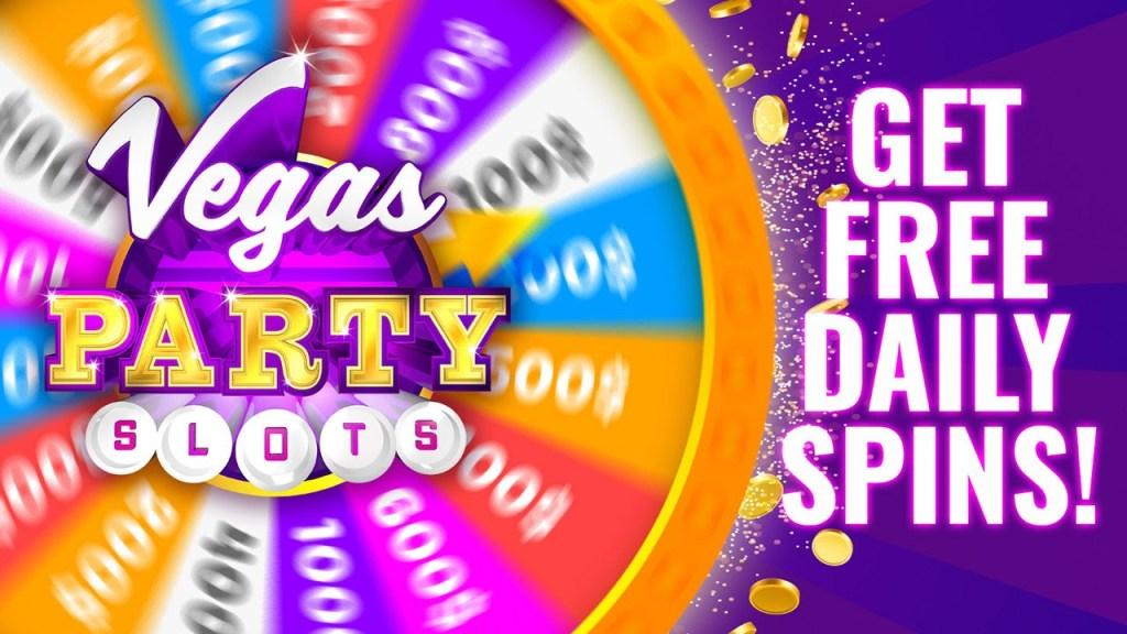 Vegas Party Slots - Free Casino Game - Screen 4