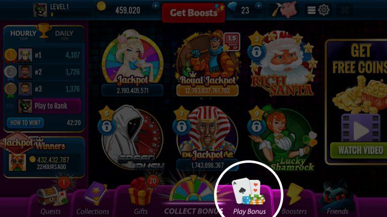 What are Bonus Points - Play Bonus Button