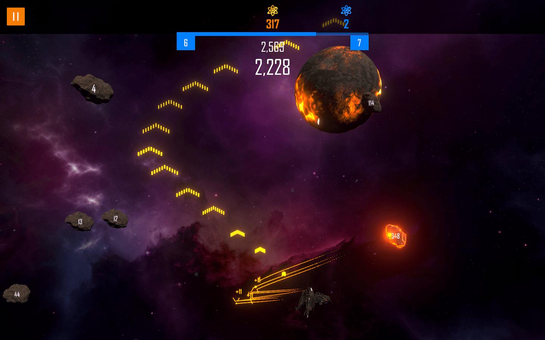 Asteroids Blast 5