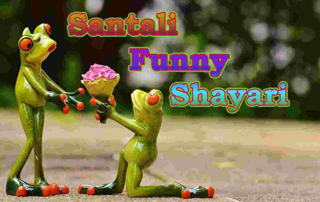 Santali Funny Shayari
