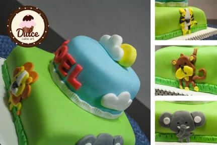 torta compleanno animaletti