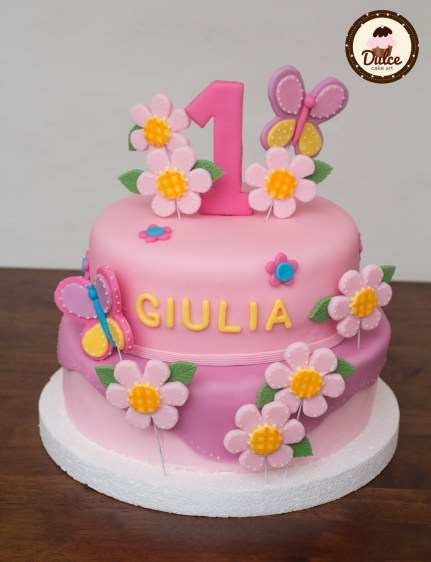 Torta 1° Compleanno
