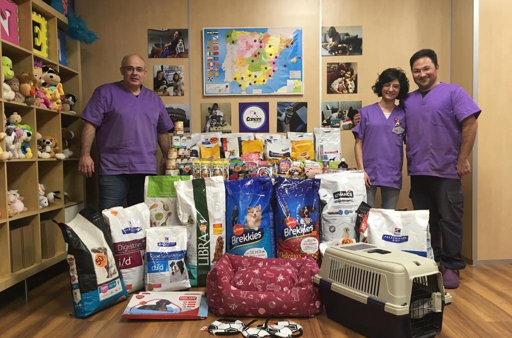 Comenzamos 2019 con donación de productos de KIWOKO