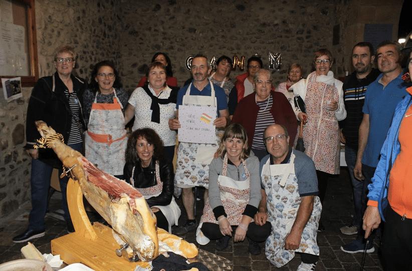 Éxito en el evento solidario a favor de CANEM en Santurde (La Rioja)