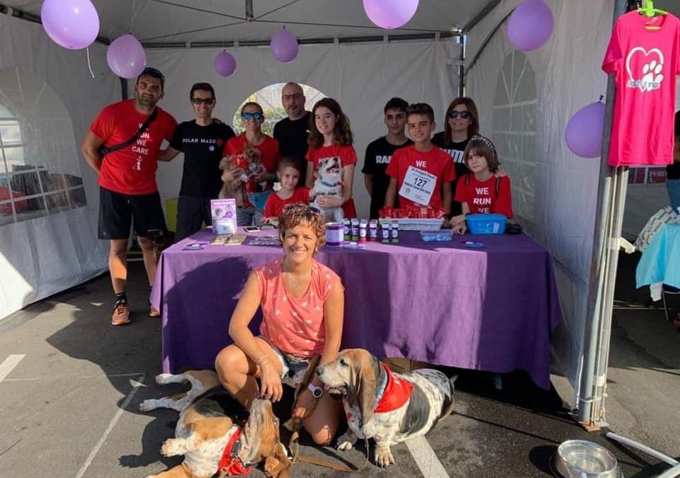 El Club de Amigos CANEM Baleares en la III Doggie Race Port Adriano